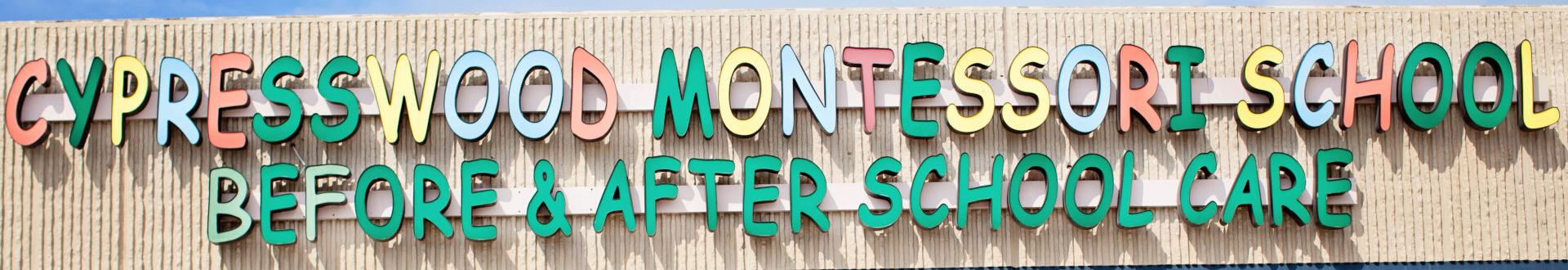 Cypresswood Montessori School