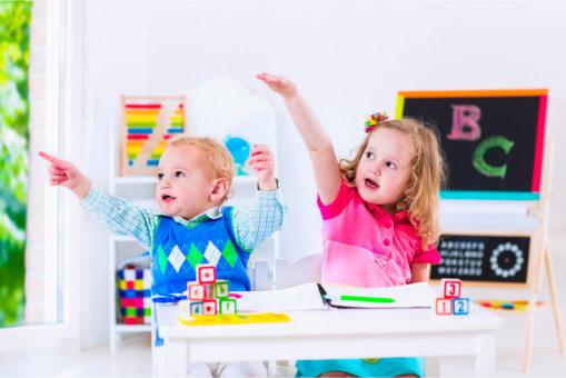 Developmental Milestones from 6 Months to 4 Years