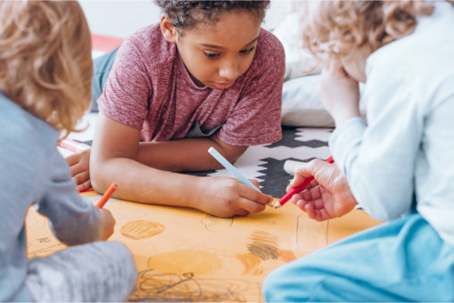 Montessori School: Equipping Children with the 4 Cs of Success