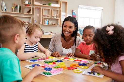 The Seven Guiding Principles When Teaching Children