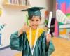 girl graduated